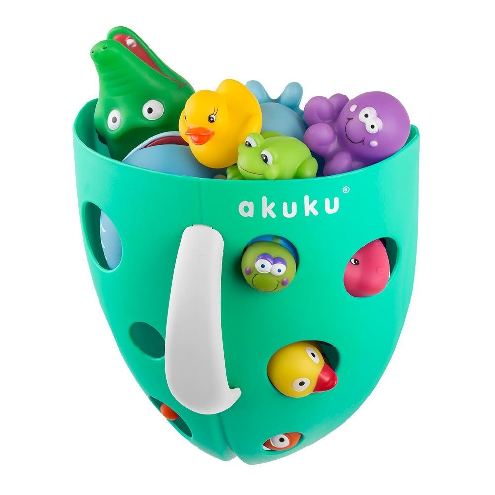 Box k�� na hra�ky do vane m�tov� - zv��i� obr�zok