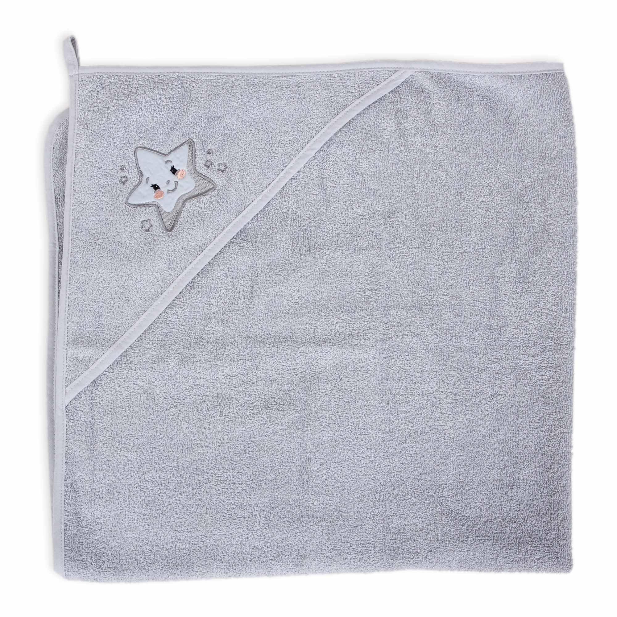Osu�ka s kapuc�ou Star 100x100 cm - zv��i� obr�zok