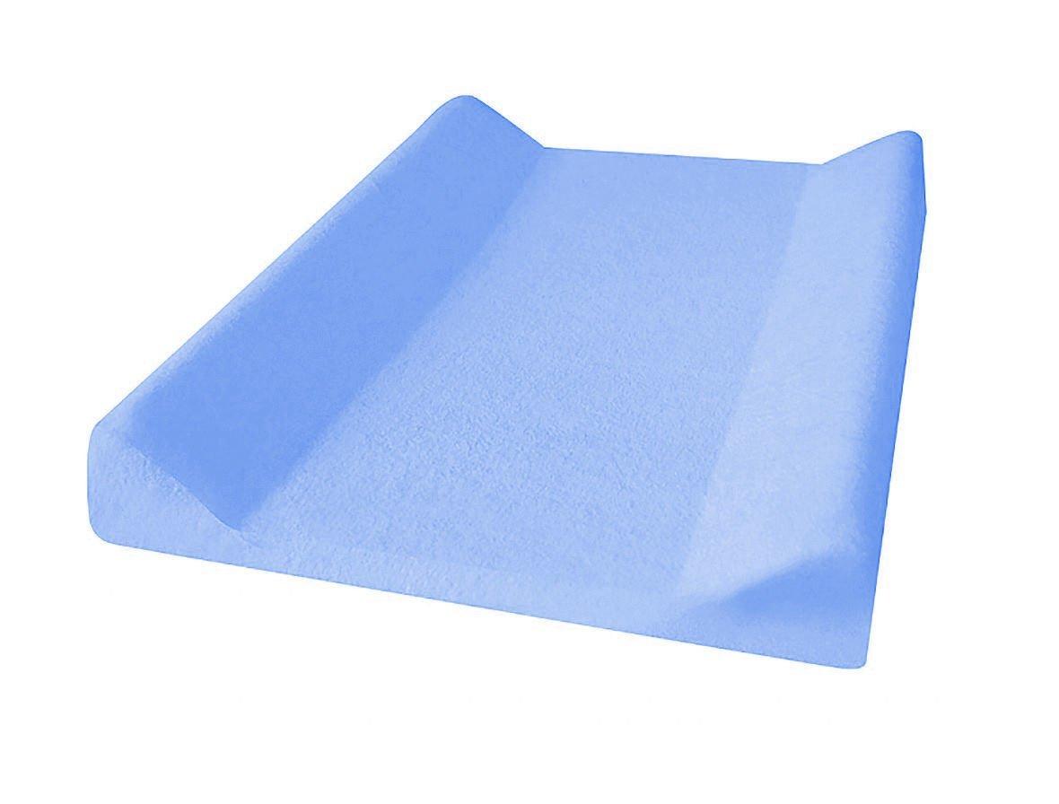 Potah na p�ebalovac� podlo�ku bavlna 50/60x70/80 cm modr� - zv��i� obr�zok