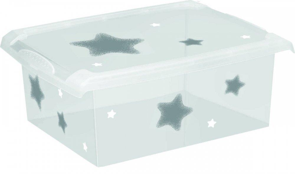�lo�n� box na hra�ky Fashion-Box Stars 20 litr� - zv��i� obr�zok