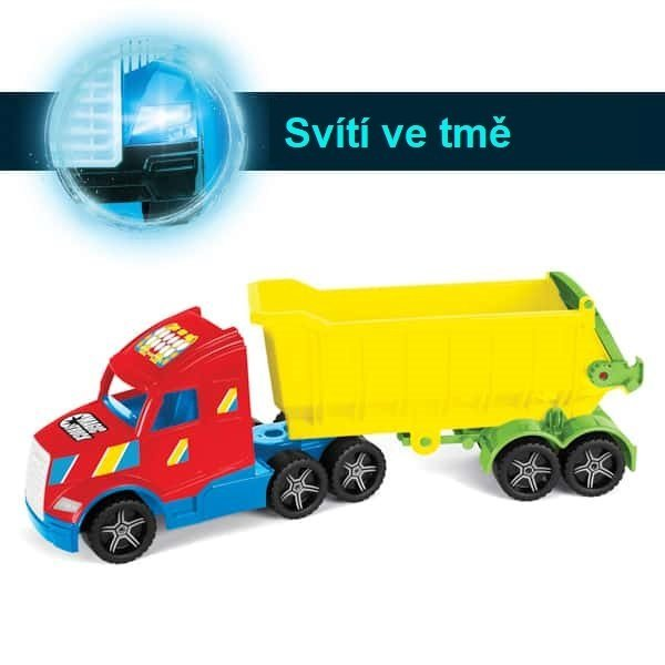 Magic Truck skl�p�� - zv��i� obr�zok