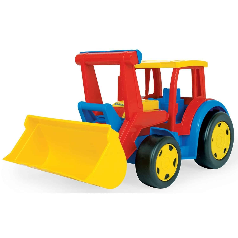 Traktor Gigant - NAKLADA� - zv��i� obr�zok