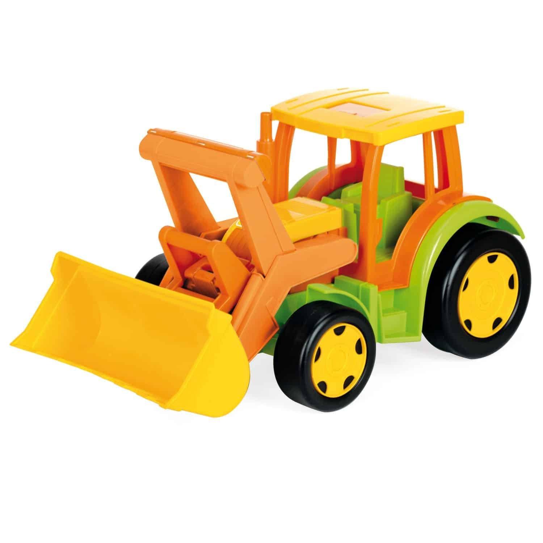Traktor naklada� Gigant happy summer - zv��i� obr�zok