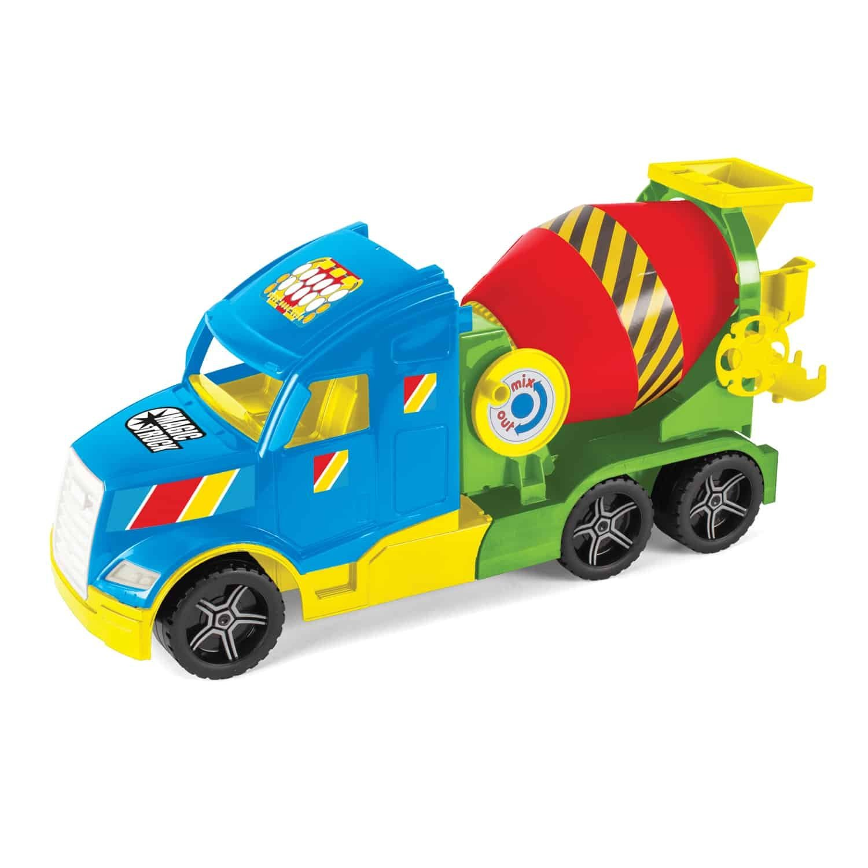 Magic Truck Basic mie�a�ka na bet�n - zv��i� obr�zok