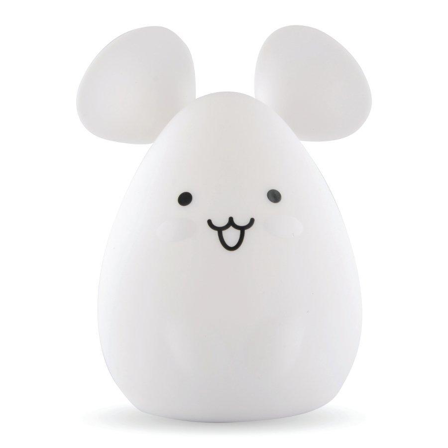 D�tsk� lampi�ka silikonov� GIO Mouse - zv��i� obr�zok