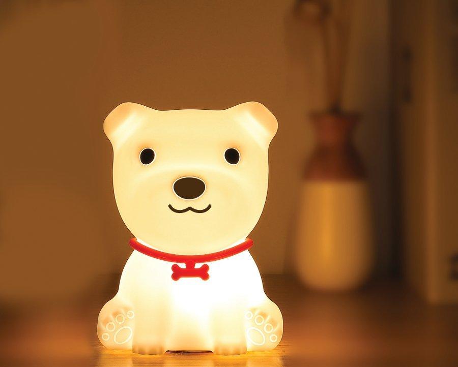 Detsk� lampi�ka Dog - zv��i� obr�zok