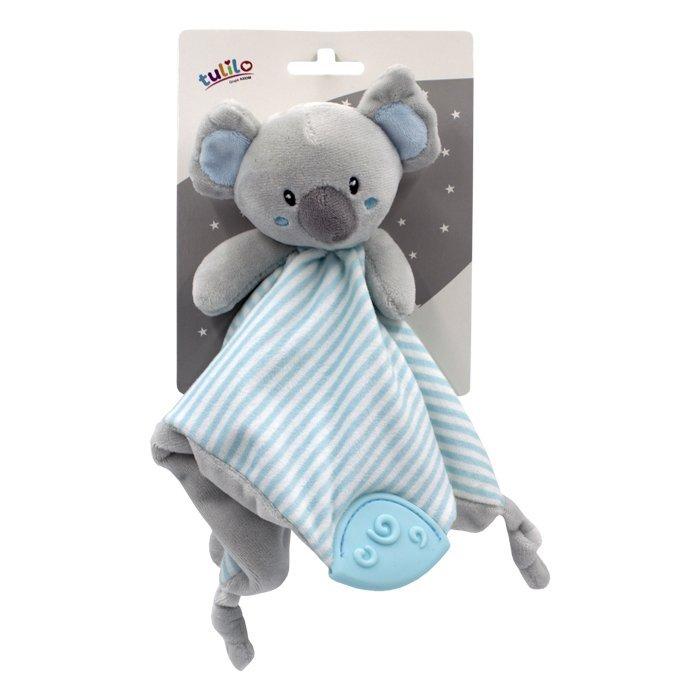 Ply�ov� hra�ka usp�va�ik Koala 25cm m�tov� - zv��i� obr�zok