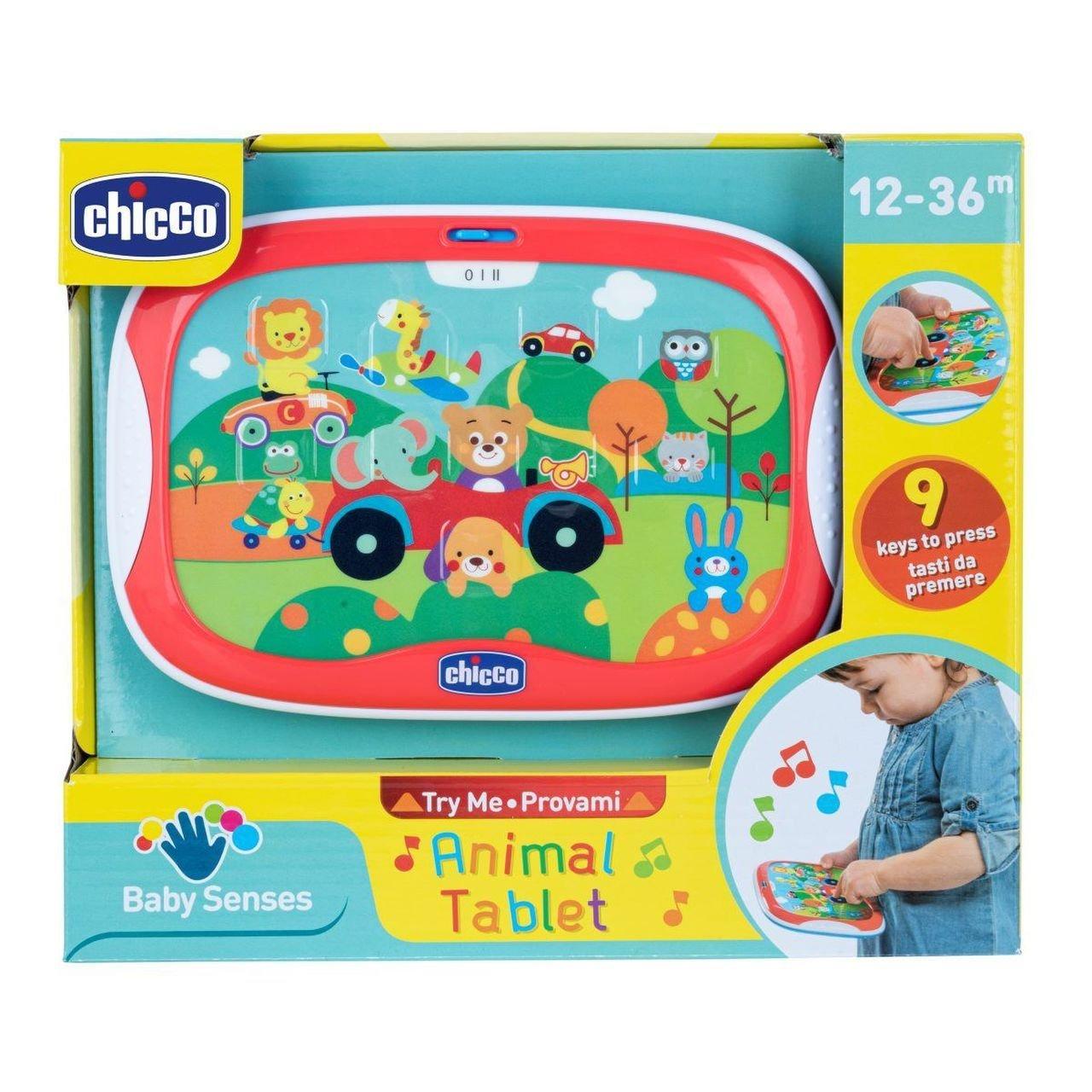 Tablet ANIMAL Chicco - zv��i� obr�zok