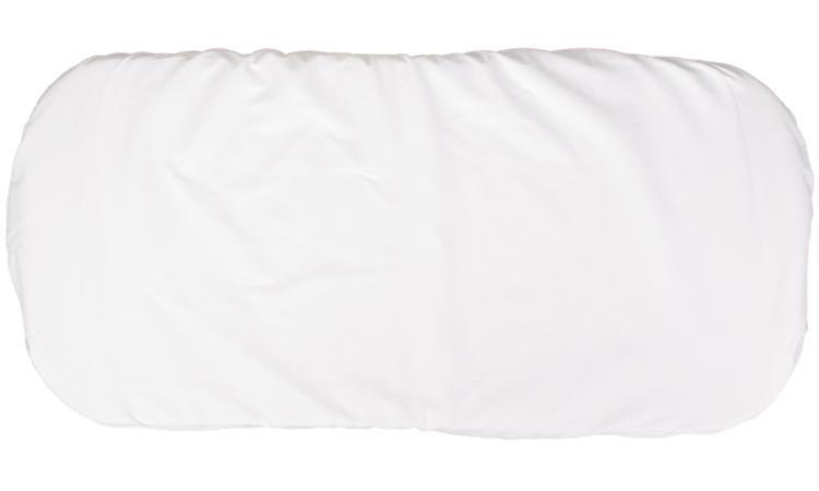 Plachta do ko��ku bavlna 35x75 cm biela - zv��i� obr�zok