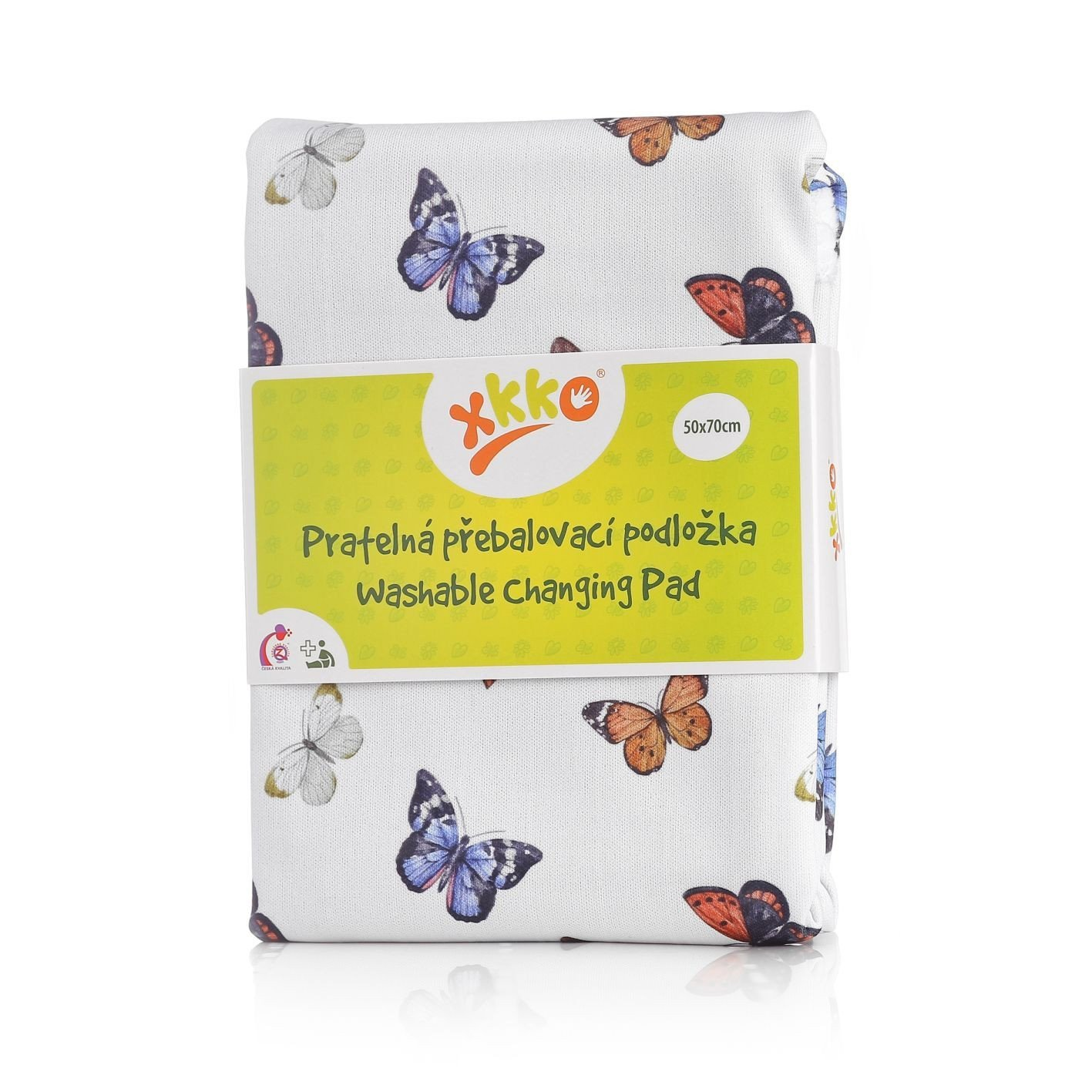 Prateln� p�ebalovac� podlo�ka 50x70 cm Digi Butterflies - zv��i� obr�zok