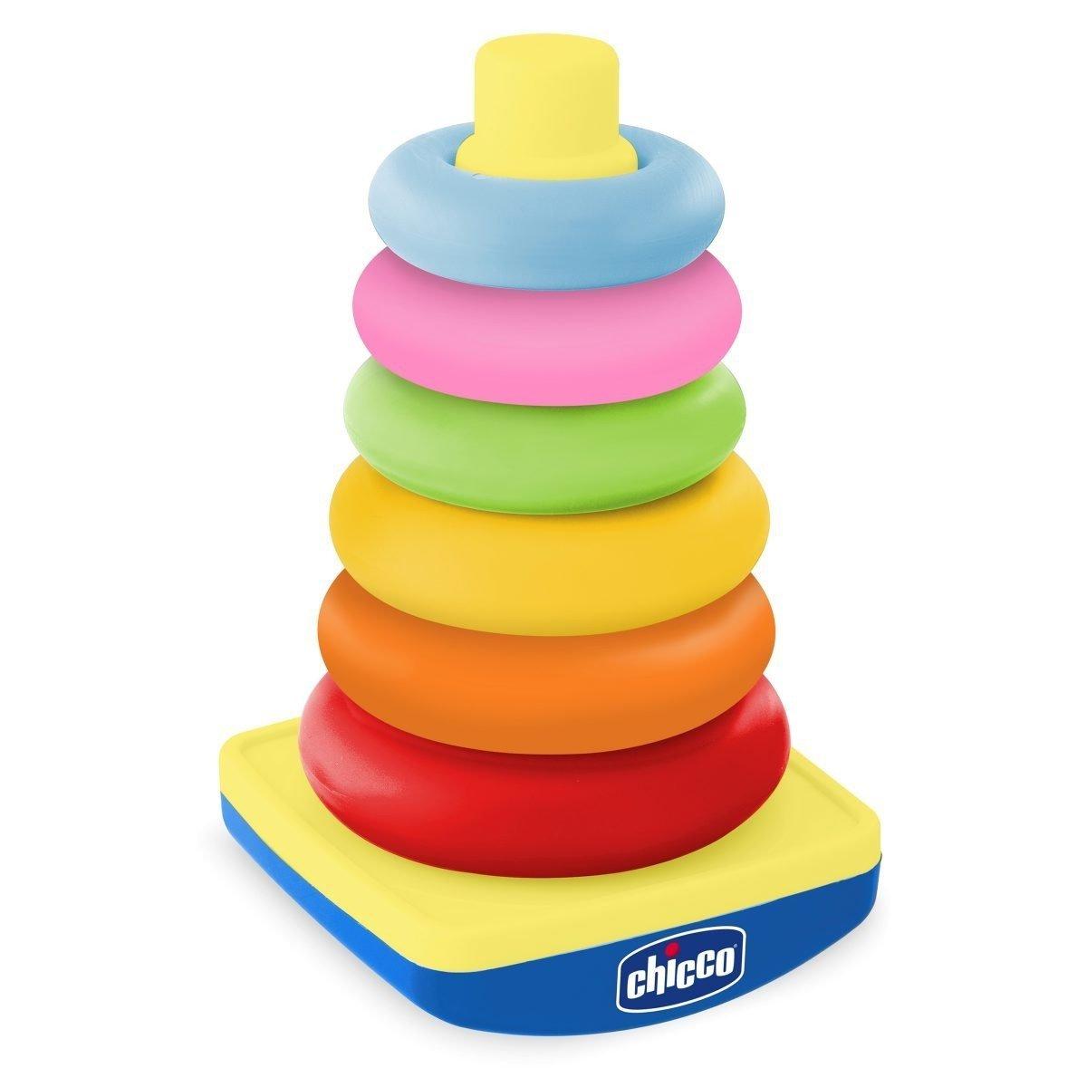 Pyramida z krou�ku 20 cm pastelov� barvy - zv��i� obr�zok