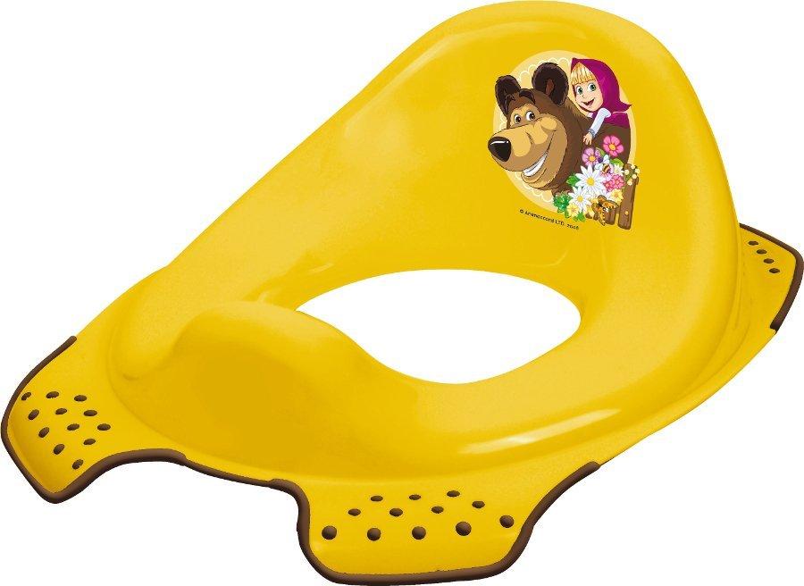 Adapt�r na WC M�a a Medve� �lt� - zv��i� obr�zok