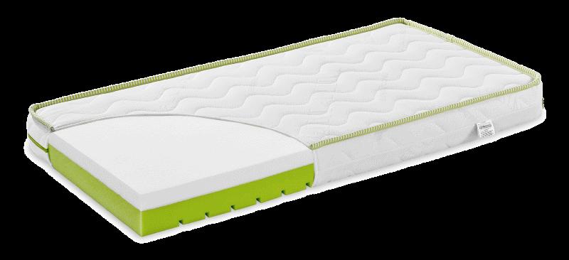 Detsk� matrac VERA 120x60x11 cm antialergic - zv��i� obr�zok