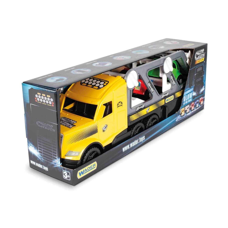 �aha� Magic Truck ACTION retro aut� - zv��i� obr�zok