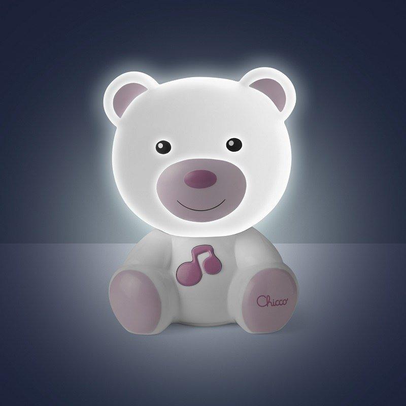 No�n� lampi�ka medved�k - zv��i� obr�zok