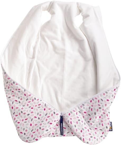Novorozeneck� spac� pytel 60 cm v�nov� l�stky - zv��i� obr�zok