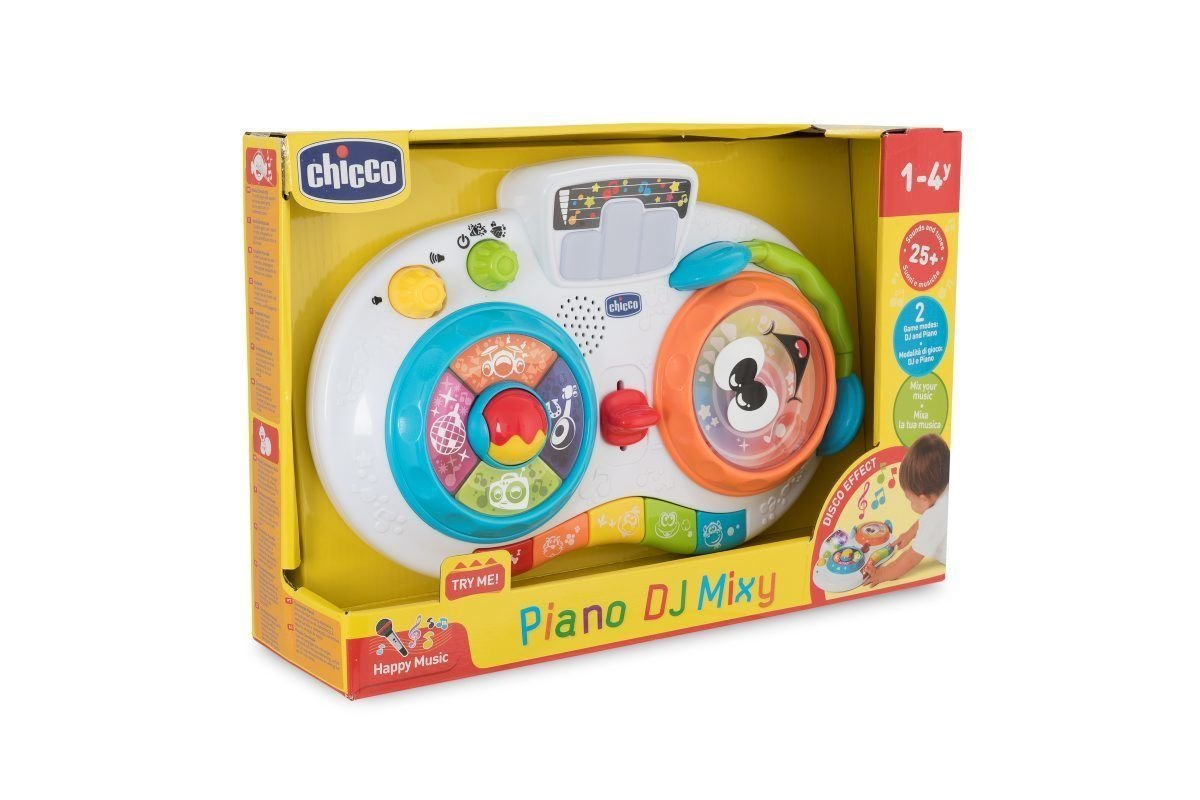 Pi�no DJ Scratchy - zv��i� obr�zok