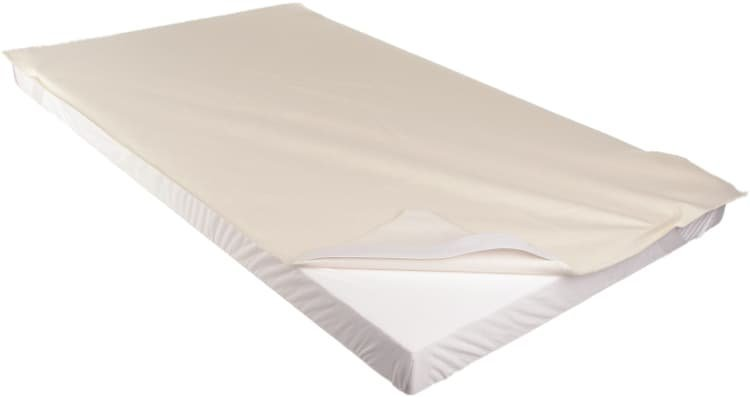 Chr�ni� matrace 90 x 200 cm nepromokav� bio flanel - zv��i� obr�zok
