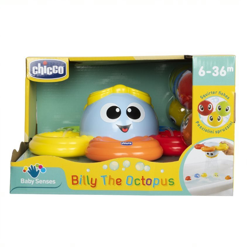 Chobotnice Billy - zv��i� obr�zok