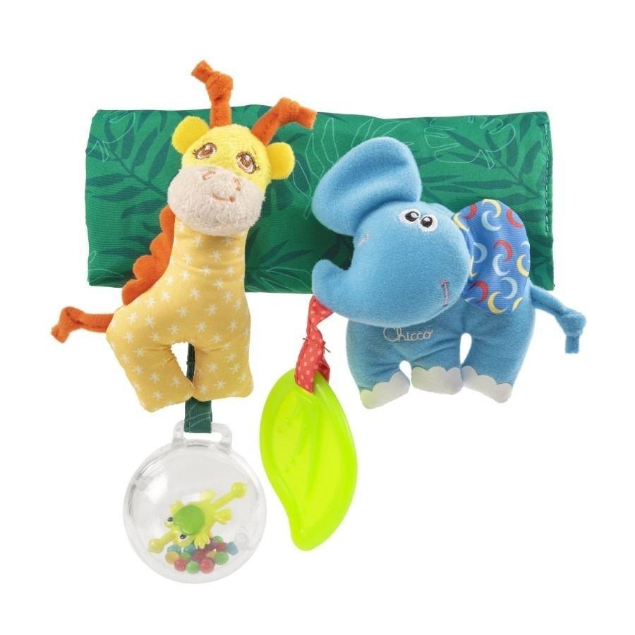 Z�vesn� hra�ka do ko��rku na madlo Gilby i Eli - zv��i� obr�zok