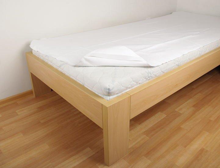 Flanelov� chr�ni� na matraci 80x160cm - zv��i� obr�zok
