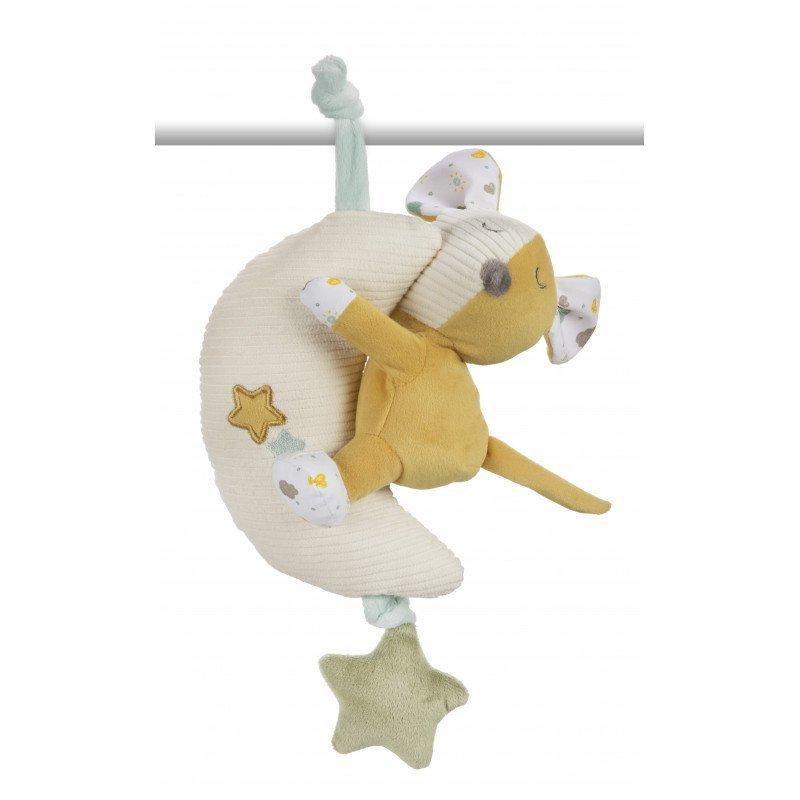 Ply�ov� hra�ka s melodi� My�ka - zv��i� obr�zok