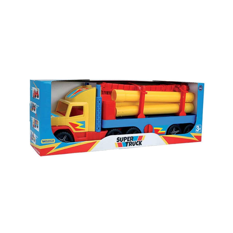 Super Truck 80 cm - stavebn� - zv��i� obr�zok