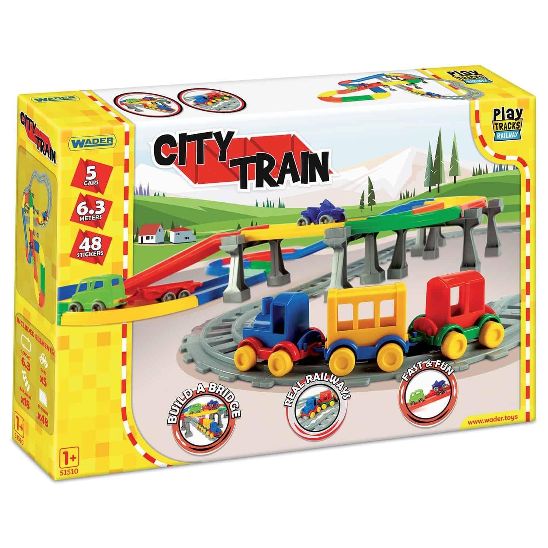 Dr�ha Railway 6 - zv��i� obr�zok