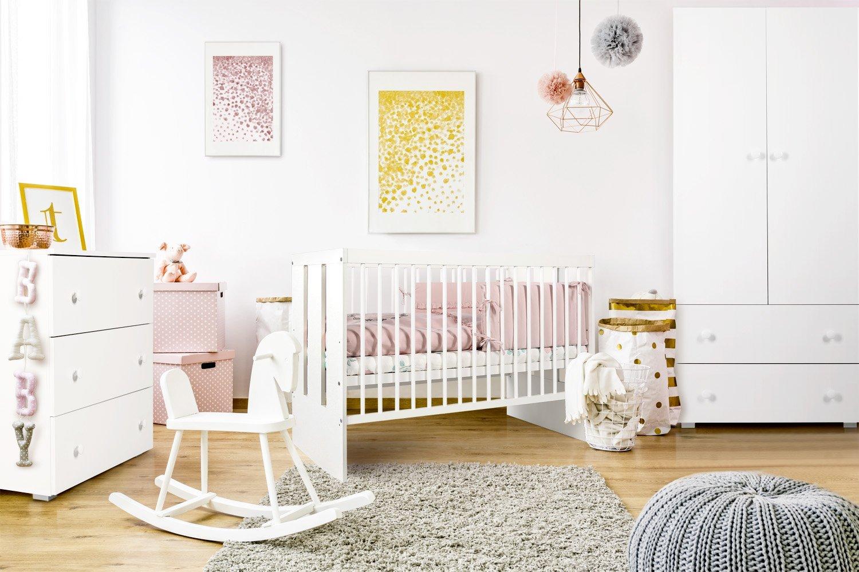 Detsk� izba PAULA biela - zv��i� obr�zok