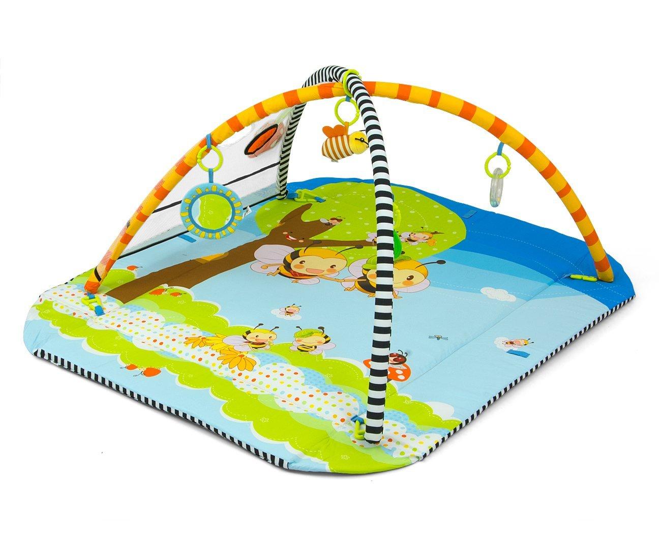 Hracia deka s ohr�dkou 5v1 v�ela - zv��i� obr�zok
