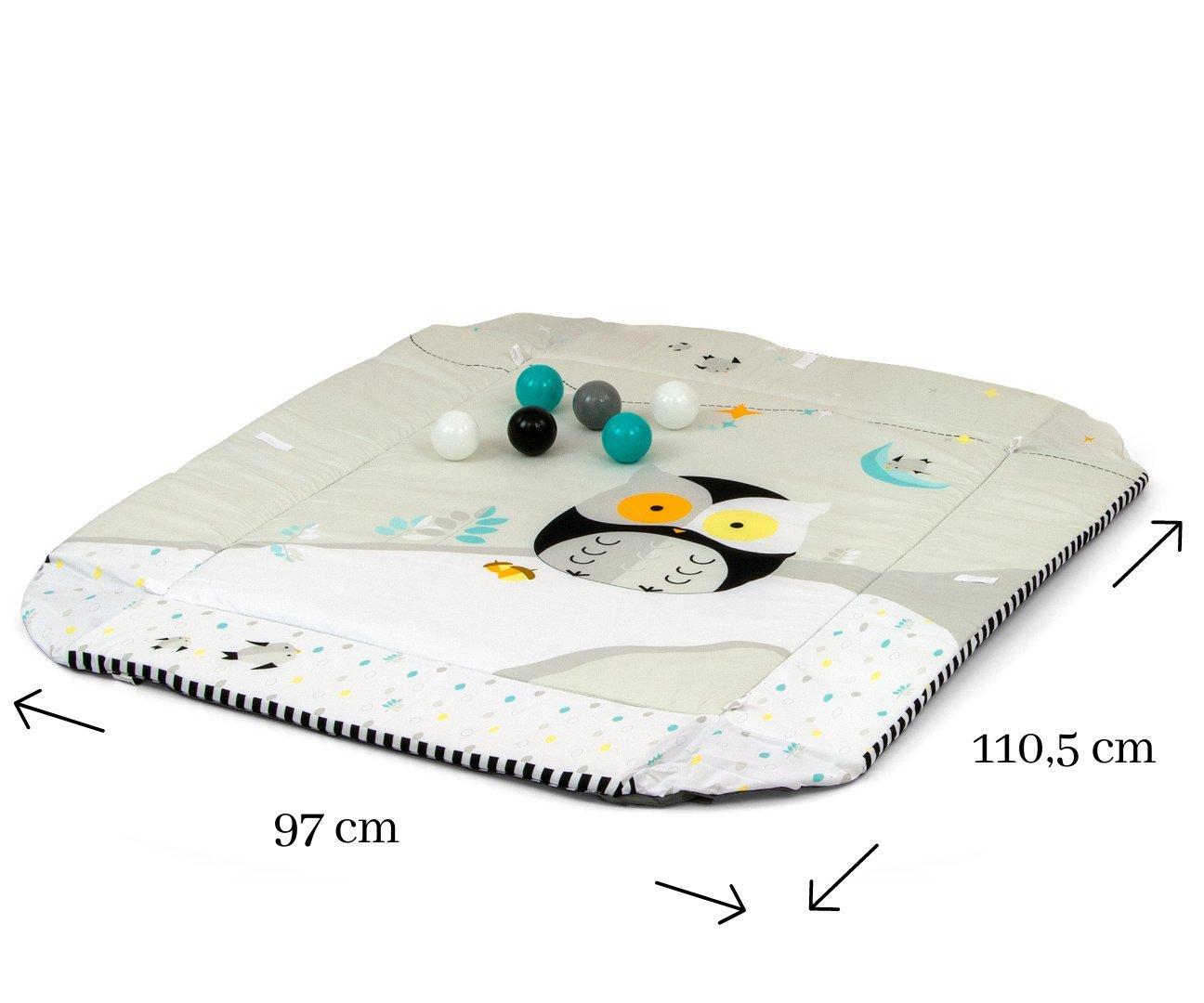 Hracia deka s ohr�dkou 5v1 sova - zv��i� obr�zok