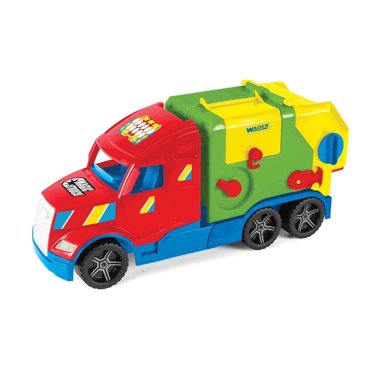 Magic Truck smetiarske vozidlo kontajner - zv��i� obr�zok