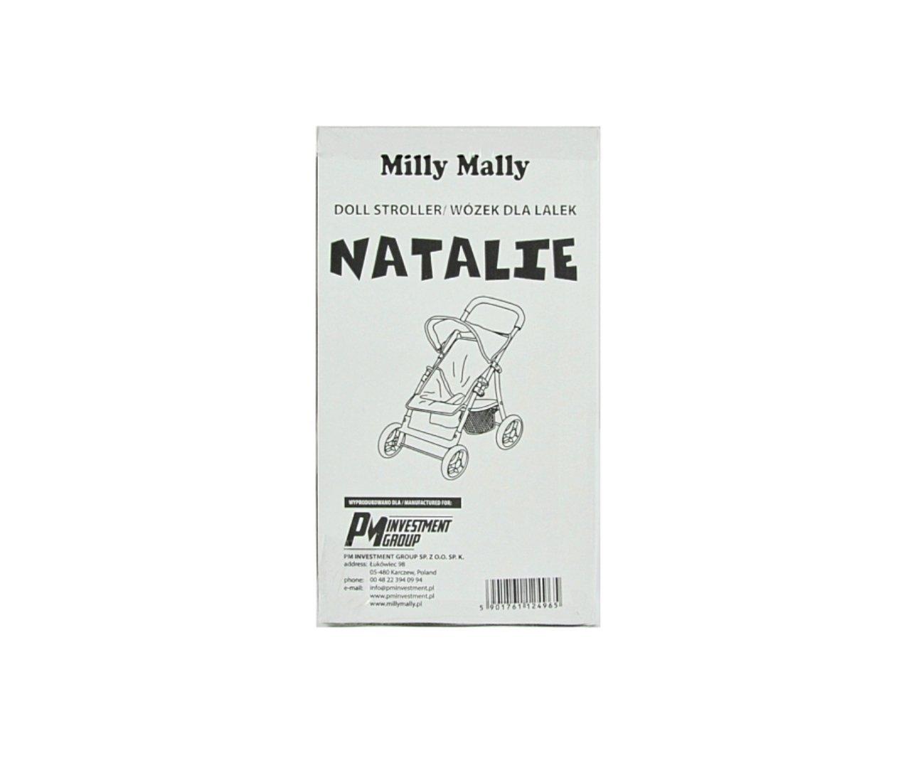 Ko��rek pro panenky Natalie Candy - zv��i� obr�zok