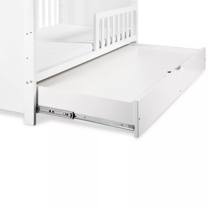 Detsk� izba Marsella s postie�kou 140x70 cm biely - zv��i� obr�zok