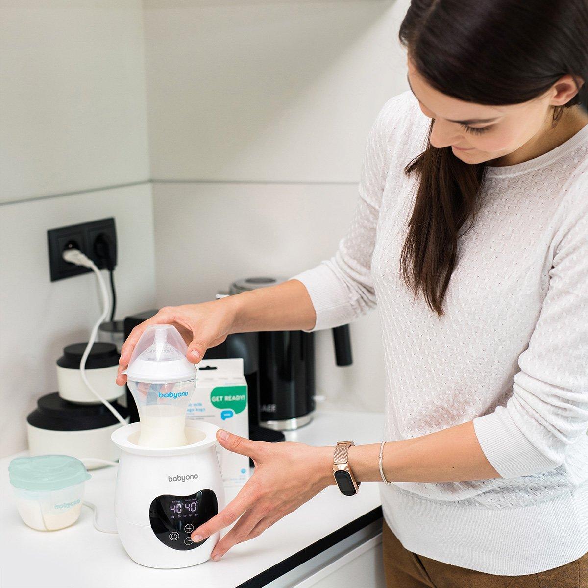 Elektronick� oh��va�ka lahv� HONEY NATURAL NURSING - zv��i� obr�zok