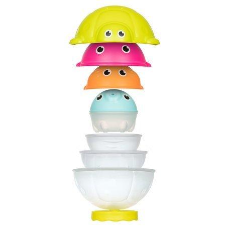 Sada kreativn�ch hra�ek do vody s de��ovou sprchou OCE�N 4ks - zv��i� obr�zok
