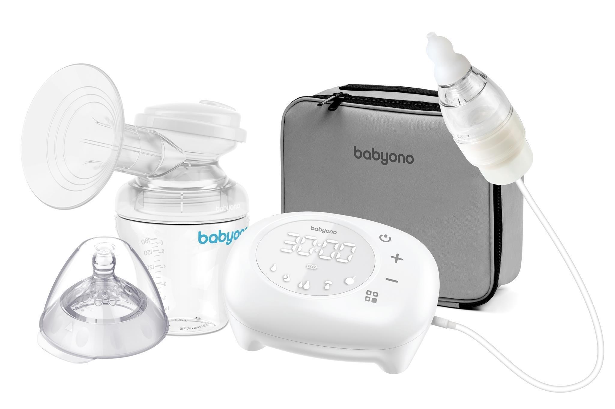 Elektrick� ods�va�ka mate�sk�ho ml�ka s ods�va�kou hlenu COMPACT PLUS - zv��i� obr�zok