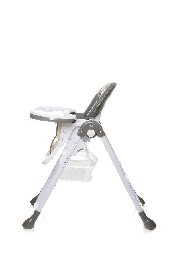 Jed�lensk� stoli�ka DECCO �ierna - zv��i� obr�zok